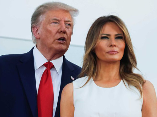 Melania Trump Disebut Tak Sabar Ceraikan Donald Trump Usai Tinggalkan Gedung Putih