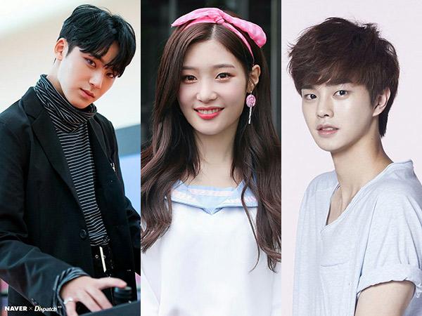 Inilah Pengganti Jinyoung GOT7, Jisoo BLACKPINK, dan Doyoung NCT Sebagai MC 'Inkigayo'