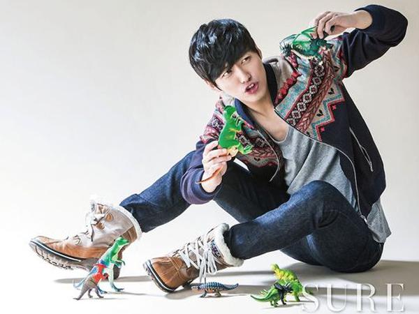 Perlahan Hapus Image 'Jahat', Nam Goong Min Siap Berperan dalam Film Action-Comedy!