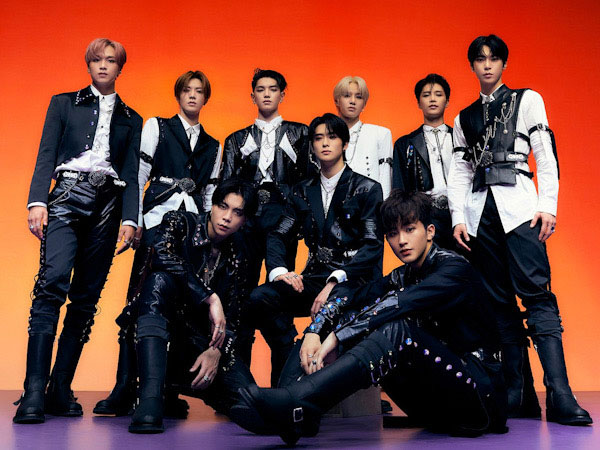 PO Album NCT 127 'STICKER' Lampaui 2,1 Juta Kopi