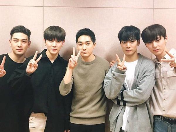 NU'EST Perpanjang Kontrak dengan Pledis, Siap Comeback Formasi Lengkap