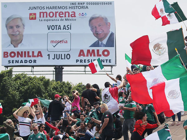 Kondisi Mengejutkan, 132 Politikus Dilaporkan Terbunuh Jelang Pemilu Presiden Meksiko!