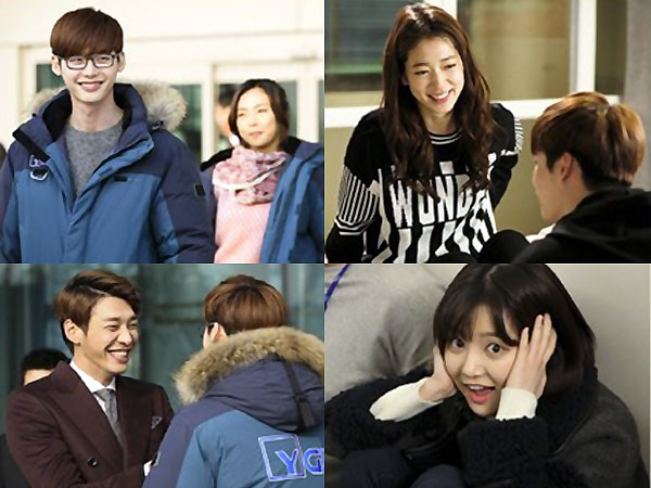 Ikuti Syuting Terakhir, Para Bintang SBS 'Pinocchio' Tetap Pamerkan Senyum Mereka di Balik Layar!