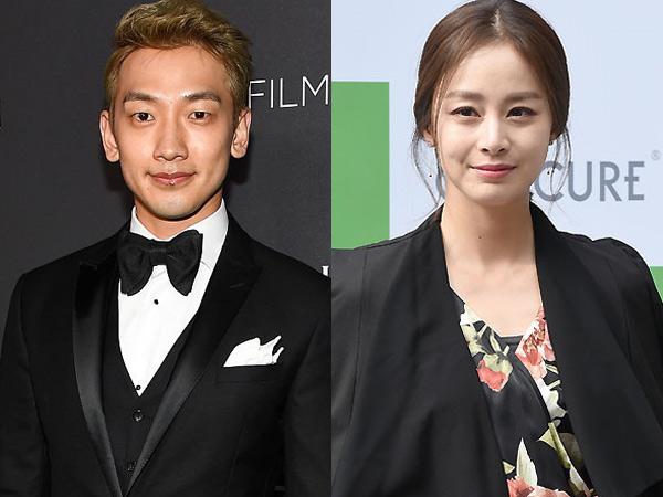 Bertempat di Satu Gereja Katolik Seoul, Rain dan Kim Tae Hee Resmi Menikah Hari Ini!