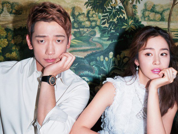 Rain - Kim Tae Hee Disebut Kandidat 'Honeymoon Diary: Season 2', Setuju?