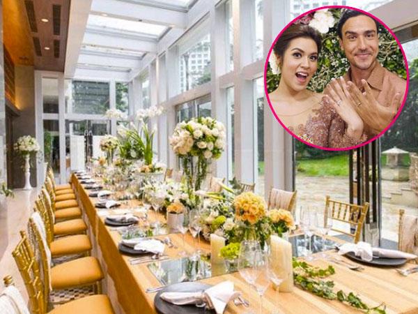 Indahnya, Inikah Lokasi Pernikahan Raisa dan Hamish Daud?