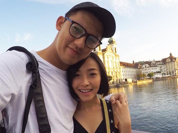 Selamat, Pasangan Rinni Wulandari dan Jevin Julian Tengah Nantikan Anak Pertama!
