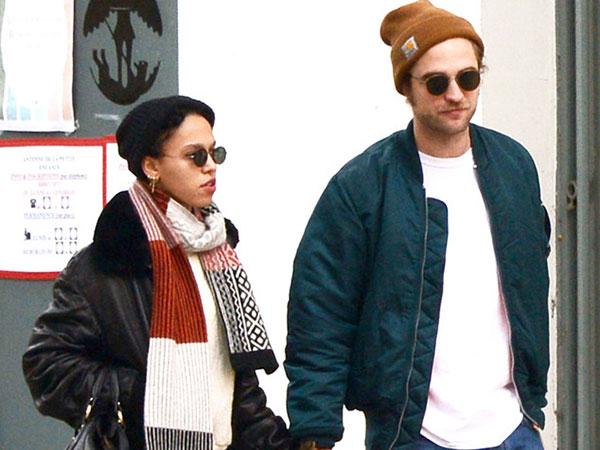 Robert Pattinson dan FKA Twigs Telah Menikah Diam-diam?
