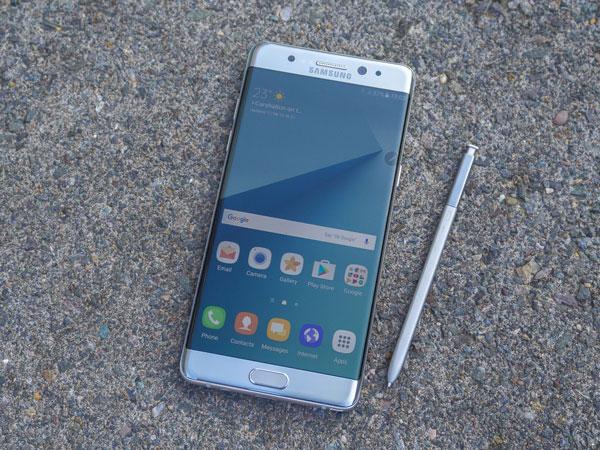 Samsung Jual Galaxy Note 7 Rekondisi dengan Nama Baru dan Harga Lebih Murah