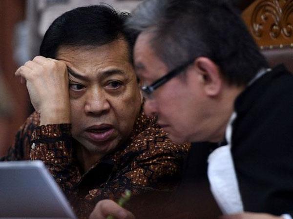 Pengacara Setya Novanto Ungkap Proyek e-KTP Dikuasai Pemenang Pemilu 2009