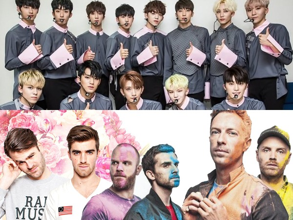 Agensi Akui Seventeen 'Don't Wanna Cry' Plagiat Lagu The Chainsmokers feat Coldplay?