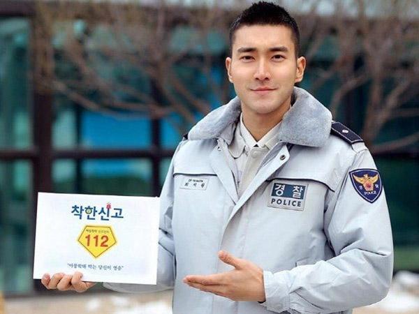 Tampil Gagah, Siwon Super Junior Kampanyekan Anti Kekerasan Terhadap Anak-Anak