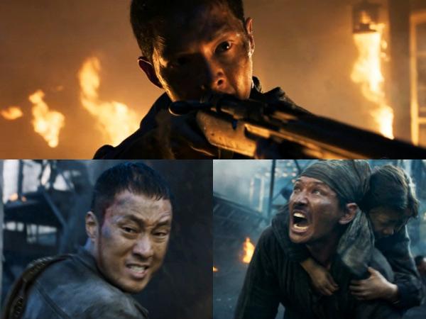 Kisah Pilu dan Menegangkan Warnai Trailer Pertama Film Song Joong Ki 'Battleship Island'