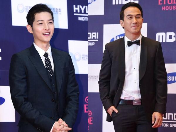 Song Joong Ki Hingga Joe Taslim, Ini Daftar Peraih Piala Bergengsi 'APAN Star Awards 2016'!