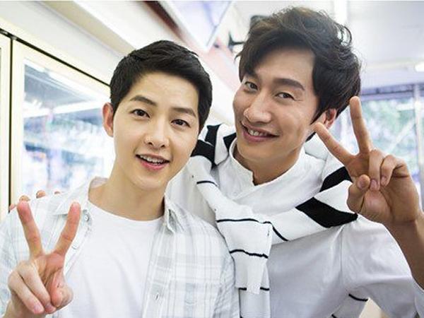 Ini Permintaan Unik Song Joong Ki ke Lee Kwang Soo Jelang Pernikahannya