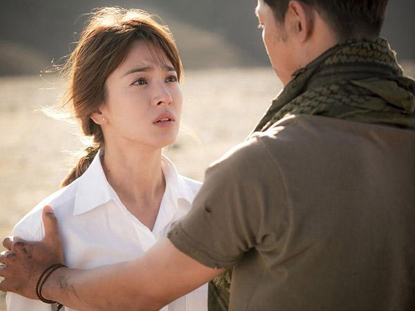 Tangis Bahagia Song Hye Kyo Saat Terima Lamaran Song Joong Ki