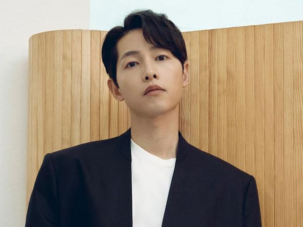 Song Joong Ki Ungkap Makna Drama 'Vincenzo' Bagi Karir Aktingnya