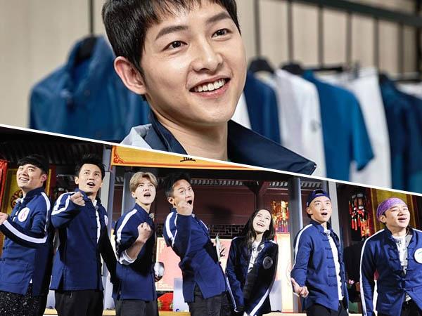 Syuting Di Seoul, Song Joong Ki Siap Hadir di Acara 'Running Man' Versi Cina!