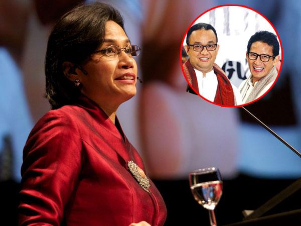 Kritik Sri Mulyani yang Menyoal 6.000 Kegiatan Anies-Sandi
