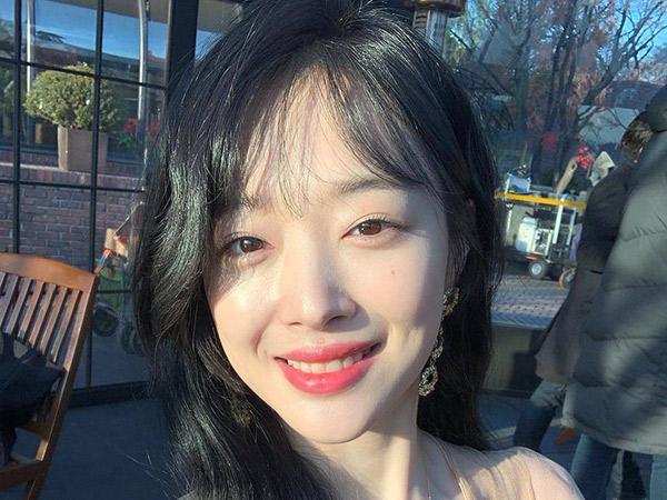 SM Entertainment Siapkan Lokasi Memorial Khusus Fans Sulli