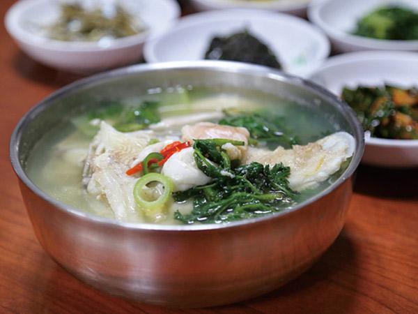 Ini Lho Beberapa Jenis Sup Sehat yang Kerap Disantap Masyarakat Korsel Saat Musim Semi