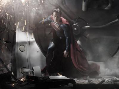 Black Zero Jadi Musuh Baru Superman