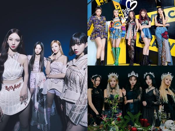 5 Girl Grup K-Pop Generasi ke-4 Terpopuler di Indonesia