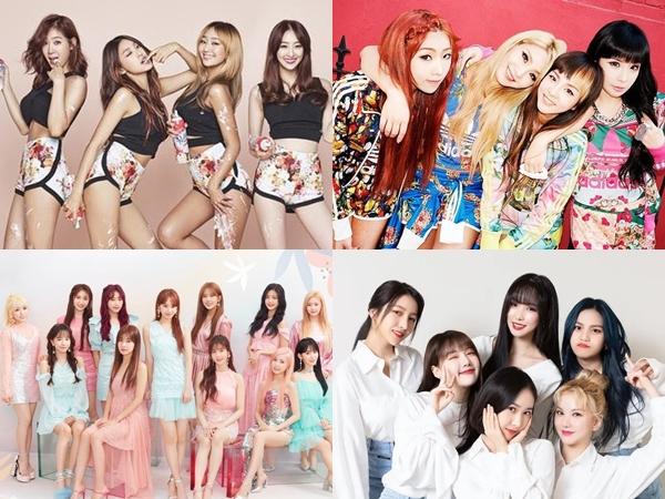 Pembubaran 5 Grup K-Pop yang Paling Mengejutkan Netizen
