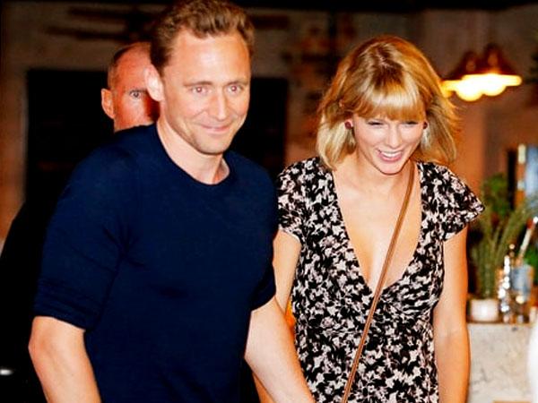 Sempat Dikabarkan Rekayasa, Ini Kata Tom Hiddleston Soal Hubungannya dengan Taylor Swift