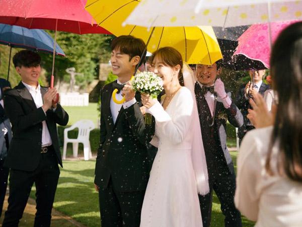 'Tomorrow With You' Ep 3-4: Rintik Hujan Jadi Saksi Pengucapan Janji Sehidup Semati
