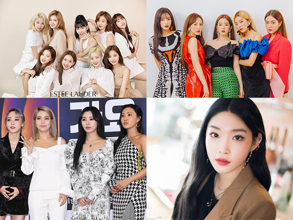 Giliran TWICE, Red Velvet Hingga Chungha yang Dikonfirmasi Tampil di The Fact Music Awards 2020