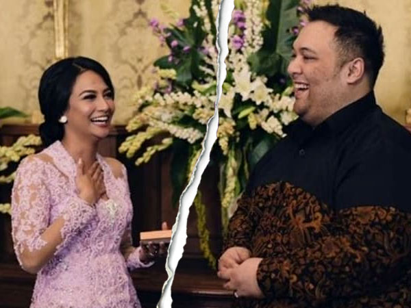 KUA Tak Berani Nikahkan Vanessa Angel dan Didi Soekarno, Apa Alasannya?