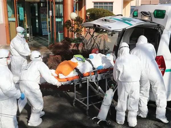 Kasus Virus Corona di Korea Selatan Bertambah Menjadi 833 Korban