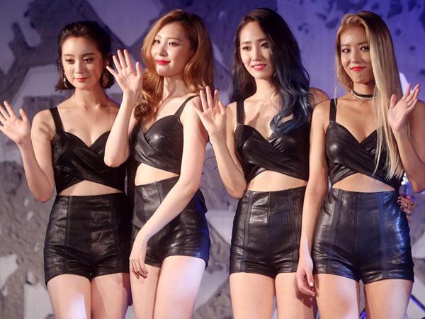 Ye Eun dan Sunmi Pindah Agensi, Wonder Girls Resmi Putuskan Bubar!