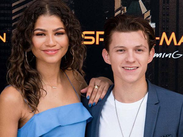 Tanggapan Zendaya dan Tom Holland 'Spider-Man' Soal Rumor Pacaran