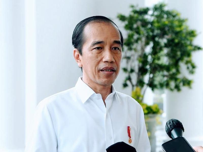 Presiden Jokowi Jadi Orang Pertama Disuntik Vaksin Covid-19
