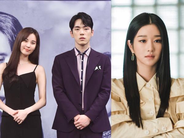 Dispatch Sebut 13 Adegan Skinship Kim Jung Hyun dan Seohyun SNSD Hilang Gegara Seo Ye Ji