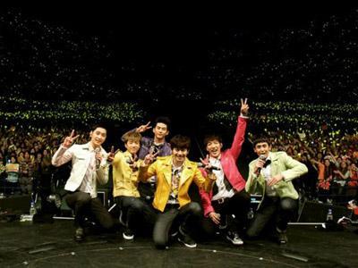 2PM Angkat Bicara Soal Kontoversi 'Foto Editing' di Konser Tokyo Dome