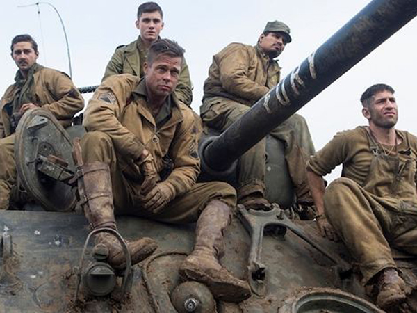 'Fury', Film PD II Paling Ditunggu, Kombinasi Visual Dan Action yang Apik!