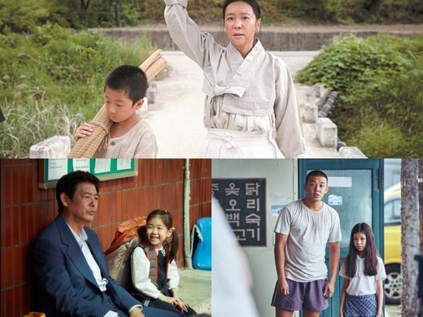 3 Film Baru Korea Ini Tampilkan Pemain Cilik yang Menggemaskan