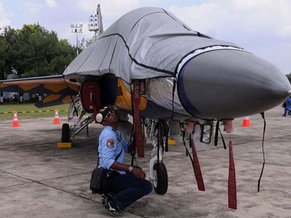 Puluhan Pesawat Tempur Siap Hiasi Langit Jakarta di HUT ke 70 TNI AU