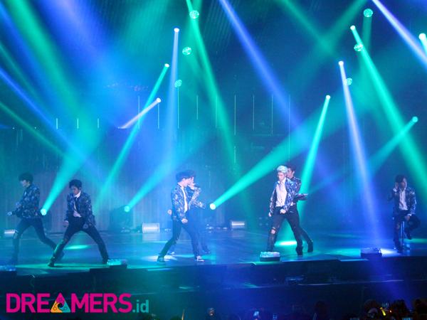 Infinite Berikan Fanservice Spesial untuk Fans Indonesia di Konser 'Infinite Effect'
