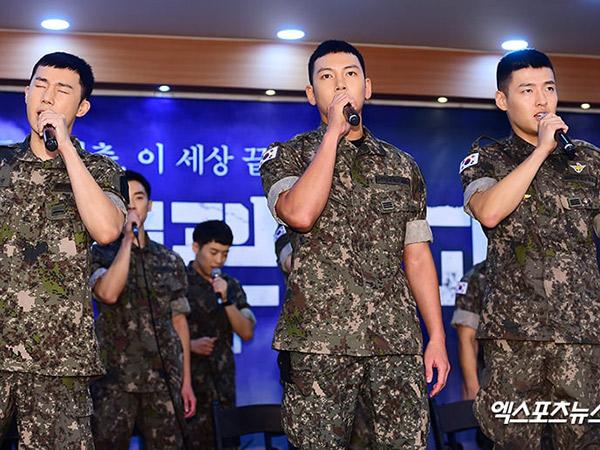 Terungkap, Inilah Peran Sunggyu Infinite, Ji Chang Wook, dan Kang Ha Neul di Drama Musikal Militer