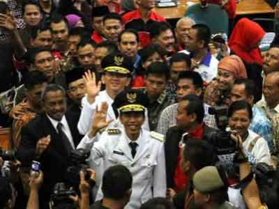 Akhirnya APBD 2013 DKI Jakarta Diketok Palu