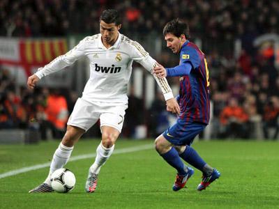 Ronaldo dan Messi Kembali Bersaing untuk Pemain Terbaik Eropa 2013
