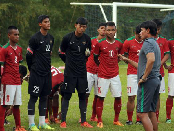 Baru Laga Pertama, Garuda Muda Ditaklukan 2-3 oleh Myanmar