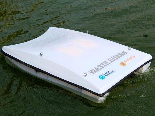 Keren! Drone Buatan Warga Belanda Bisa Atasi Masalah Sampah di Laut