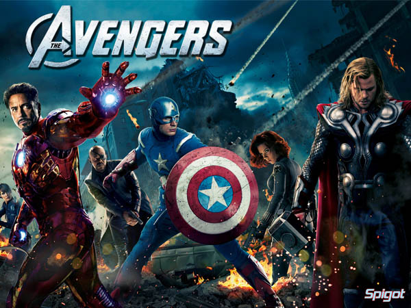 Ini Dia Foto Perdana Para Tokoh 'Avengers: Age of Ultron'!