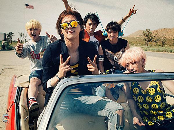 B1A4 Juga Berhasil Curi Perhatian Billboard Amerika!