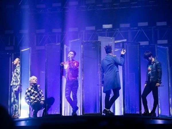 Big Bang Siap Gelar Konser Tur Dunia di Indonesia Agustus Mendatang!